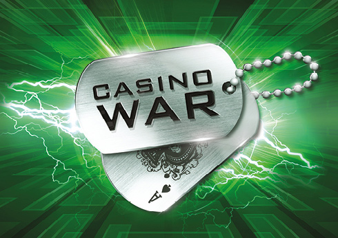 Casino War at Crown Melbourne Rewards