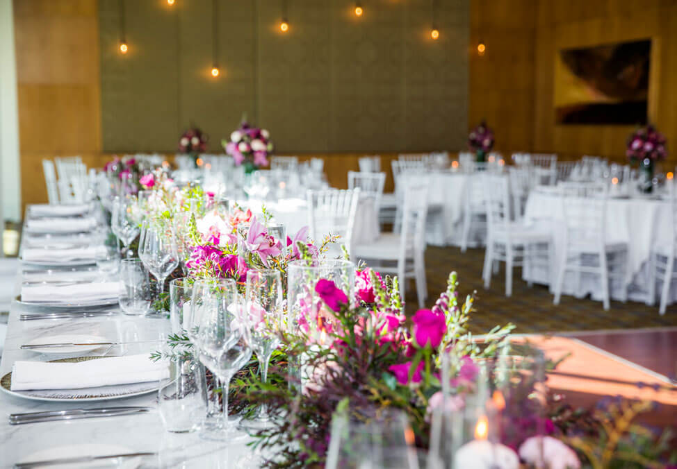 Melb EventsFunctions Venues GardenRoom Wedding