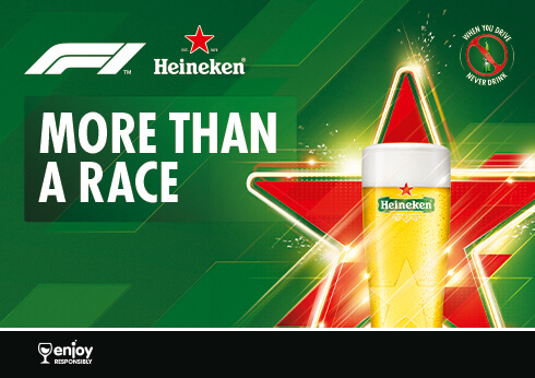 Win 1 of 700 F1 Double Passes Heineken Promotion Crown Melbourne