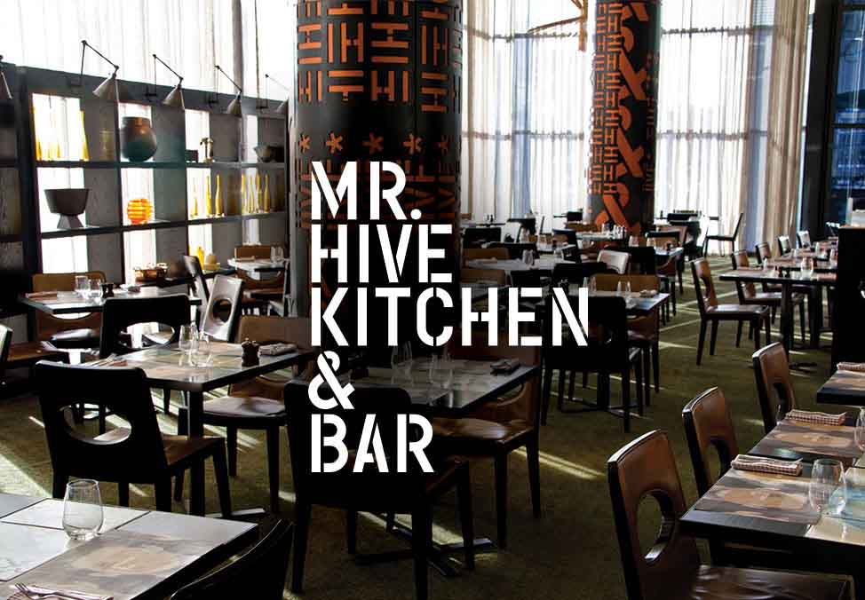 Private Dining at Mr Hive Kitchen & Bar