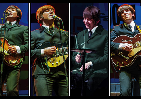 The Bootleg Beatles live at The Palms at Crown Melbourne