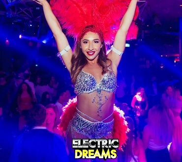 Electric Dreams at Co Nightclub