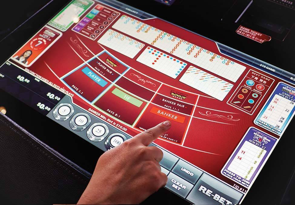 Crown Melbourne Gaming Fully Automated Table Games