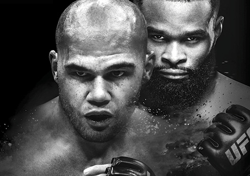 UFC 201 - Lawler vs Woodley Live at Crown