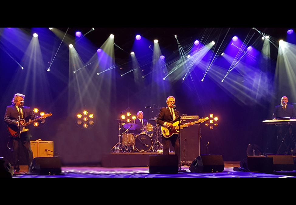 Crown Melbourne Hermans Hermits The Palms