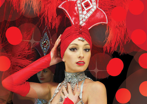 Cabaret De Paris at The Palms at Crown Melbourne