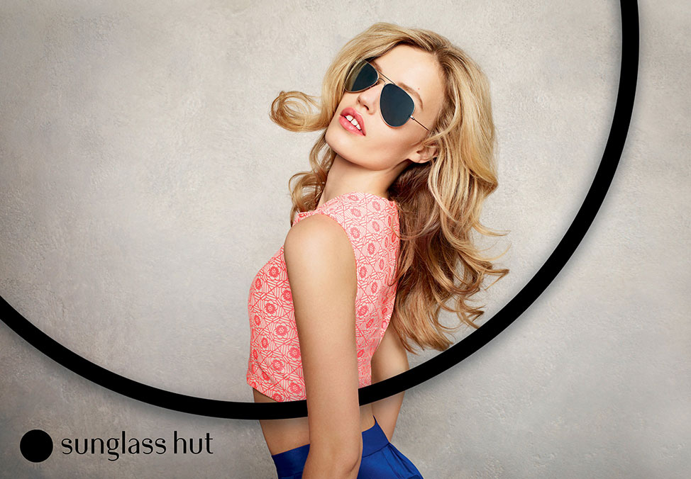 Melb Shopping Clothing Sunglasshut Campaign