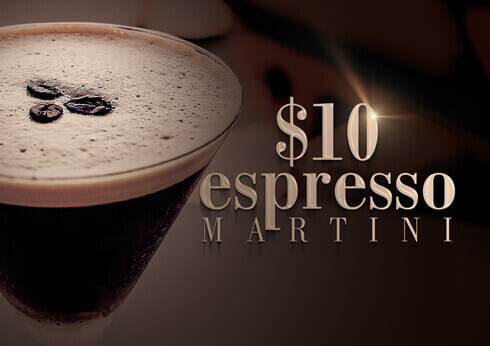 Bars Espresso Martini App Mobile