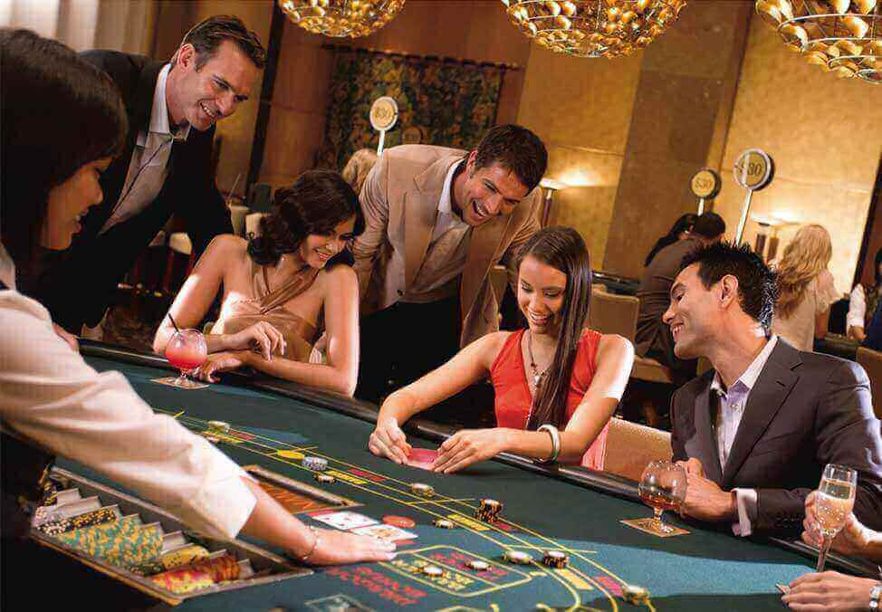 Melb Casino CasinoGames Baccarat Players