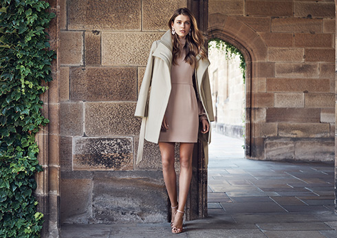 Autumnal Romance Collection at Forever New - Crown Melbourne