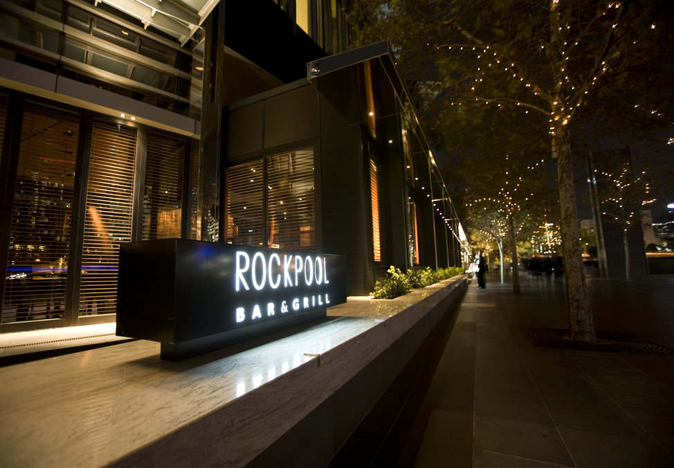 Rockpool Bar & Grill Private Dining