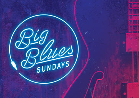 Big Blues Sunday at Groove Live Bar and Terrace