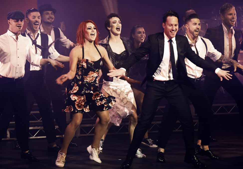 Burn The Floor - Live Theatre Show at The Palms at Crown