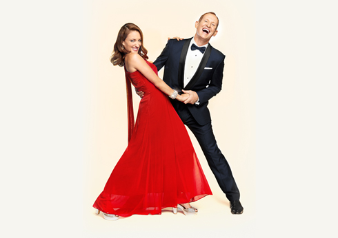 Todd McKenney and Georgie Parker Dancing - Musical | Crown Melbourne