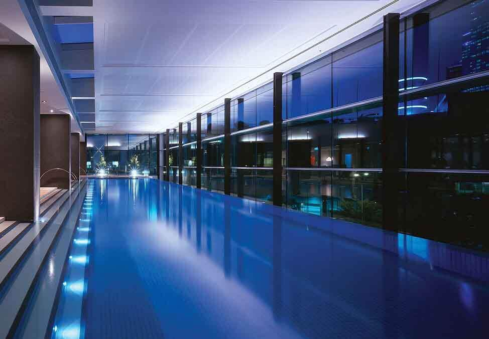Crown Promenade Melbourne Facilities Pool