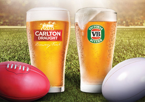 Crown Melbourne AFL and NRL Grand Final Experience Crown Sports Bar