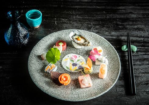 Melbourne Food and Wine Festival | Yoshii's Omakase – In Yoshii We Trust