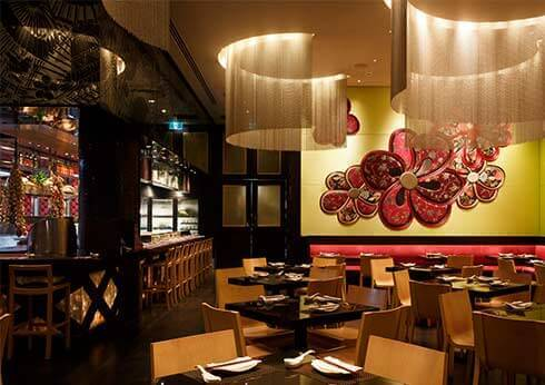 Cotta Cafe Melbourn : Casual restaurants places to eat in melbourne crown melbourne