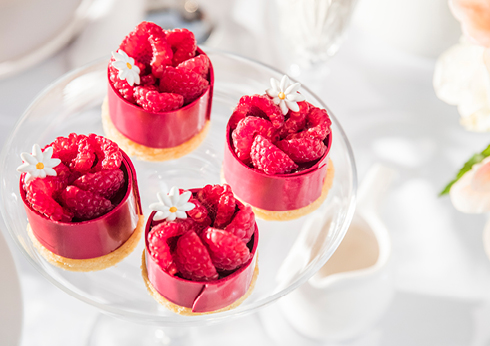 valentines day desserts at the conservatory crown melbourne