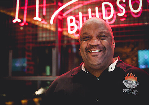 "Crown Melbourne Restaurants San Antone Kevin Bludso ""The King of BBQ"" Chef Profile"