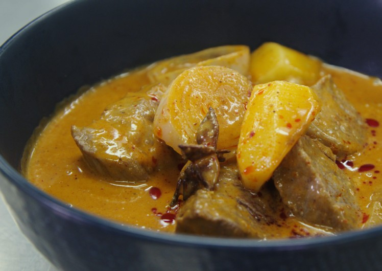 Ging Thai: Massaman Curry