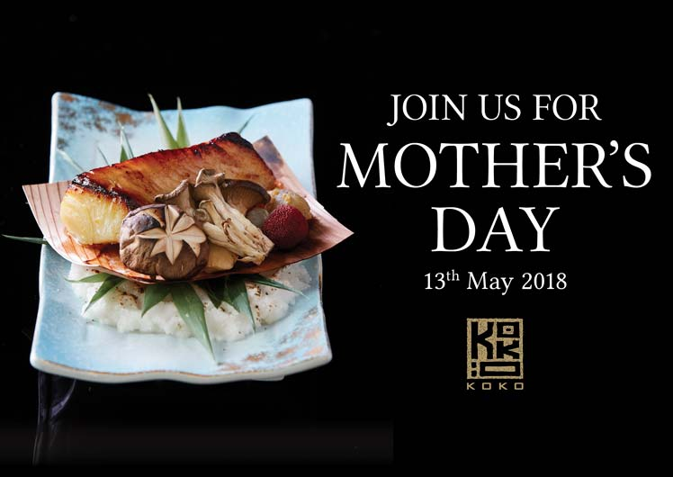 Mother's Day at Koko