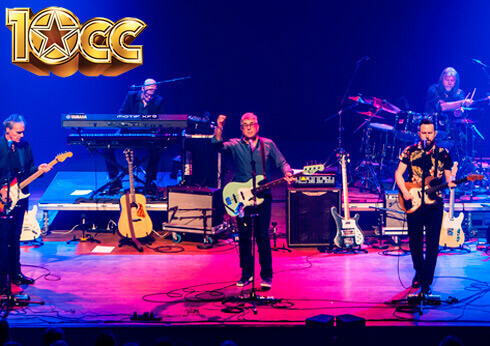 10cc Live at The Palms at Crown