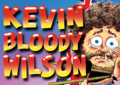 Kevin Bloody Wilson - Live at The Palms at Crown Melbourne