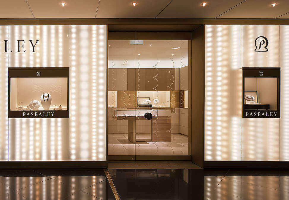 Crown Melbourne Retail Pearls My Way by Paspaley
