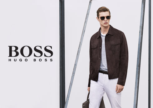 Crown Melbourne Father's Day Retail Hugo Boss