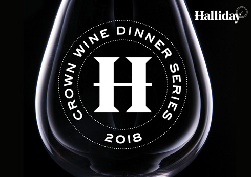 Crown Halliday Wine Dinner Series