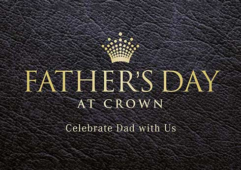 Father's Day at Crown.