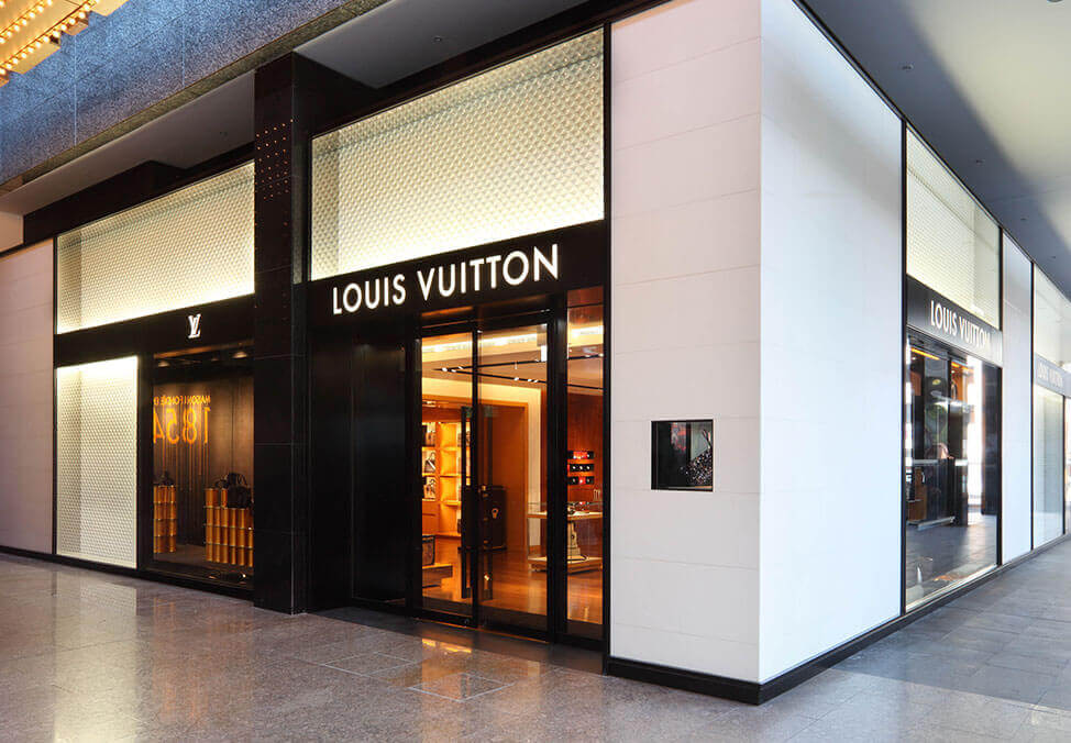 Melb Shopping Clothing LouisVuitton Shop