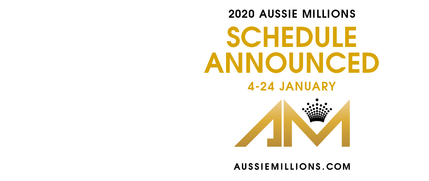 The 2020 Schedule Has Now Been Released