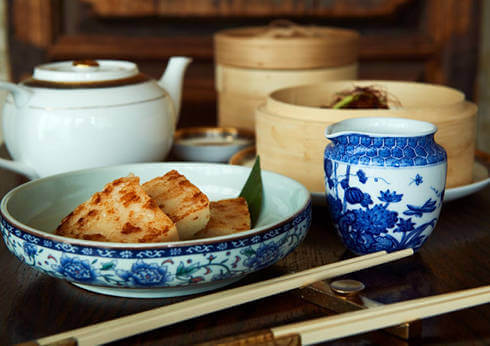 $50 Yum Cha at Silks