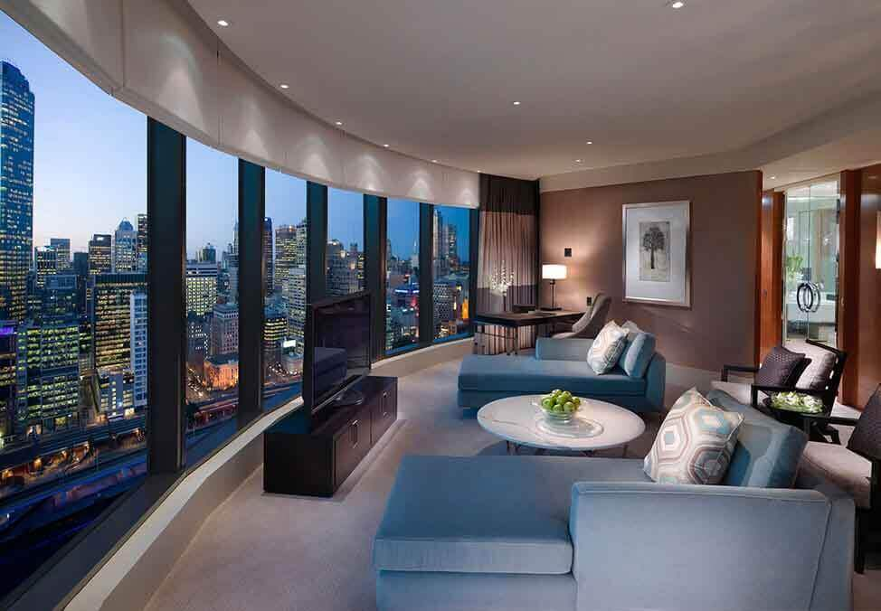 Melb Hotels Towers PremierSuite Lounge