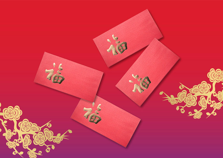 Red Packets - Lunar New Year Traditions | Crown Perth