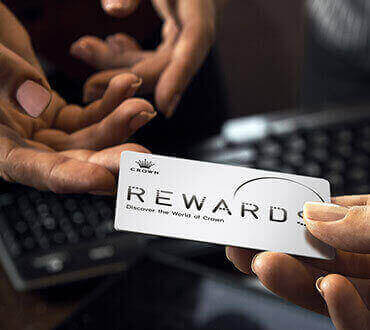 Collecting Your New Card - Terms & Conditions | Crown Rewards Melbourne