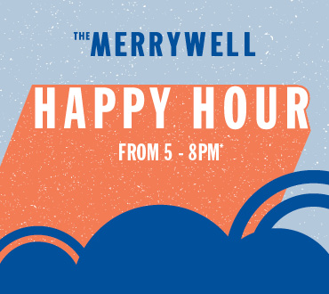 Happy Hour at Merrywell Burger Bar