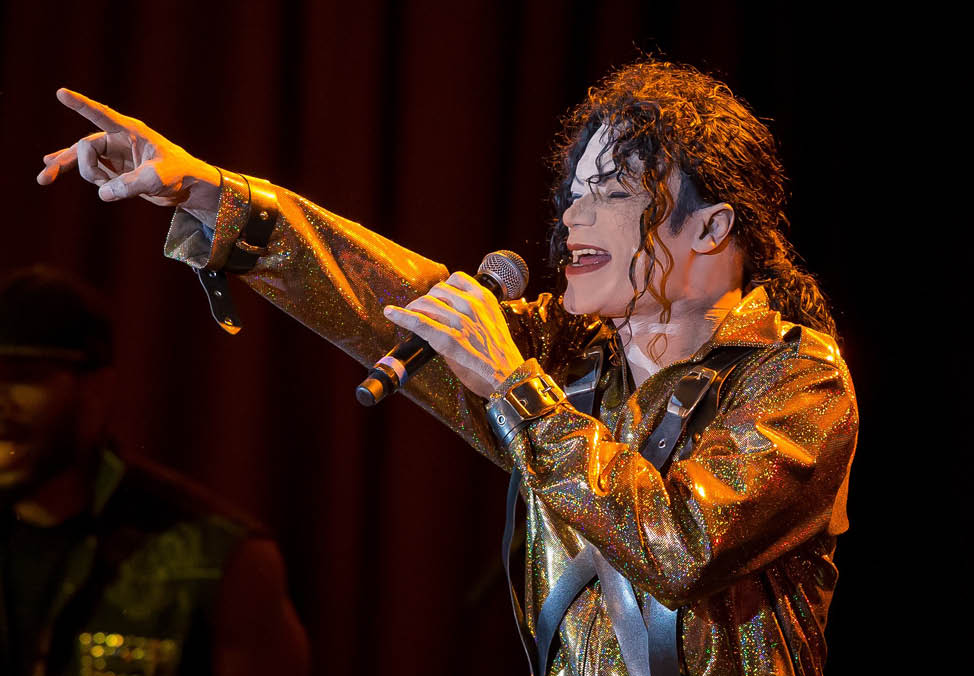 Michael Jackson - The Legacy Tour | The Palms at Crown Melbourne