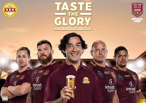 Taste the Glory with XXXX GOLD at The Pub and Crown Melbourne Sports Bar