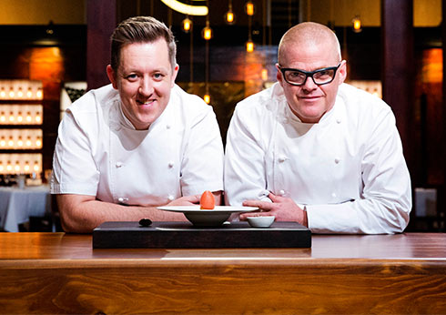 Good Food Month at Dinner by Heston | Crown Melbourne