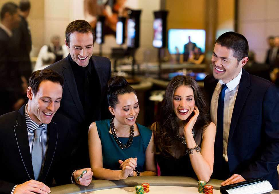 Melb Casino CasinoGames BlackJack Players