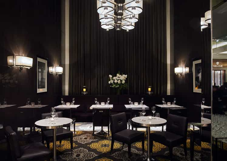 The Waiting Room Private Functions - Crown Melbourne