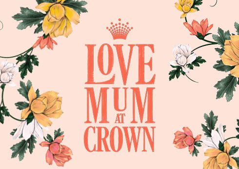 Love Mum this Mother's Day at Crown Melbourne