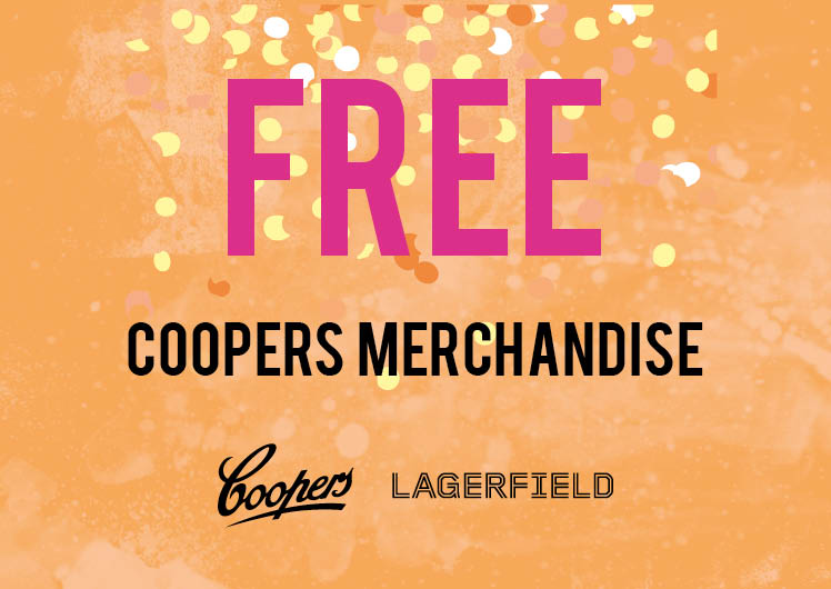Crown Melbourne Bars Free Coopers Merchandise