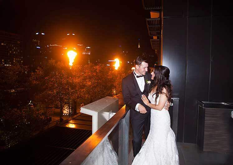 Anthony & Caterina - Wedding Testimonials