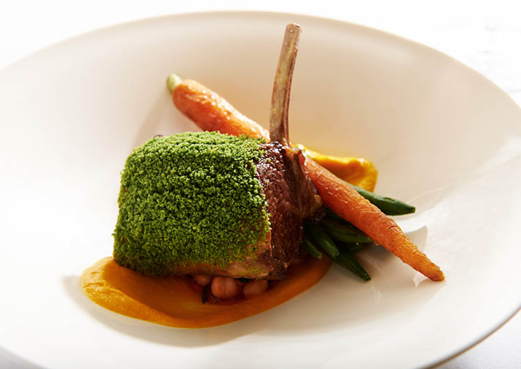 specialty menus at crown melbourne chops carrots gravy gourmet
