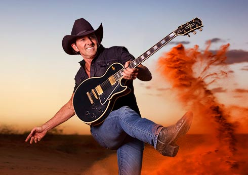 Lee Kernaghan Backroad Nation Tour Live at The Palms Crown Melbourne Australian Country Music