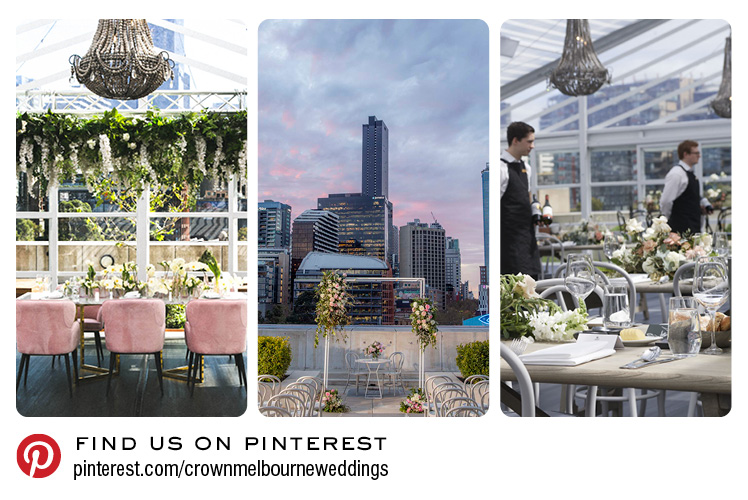 crown melbourne weddings on pinterest